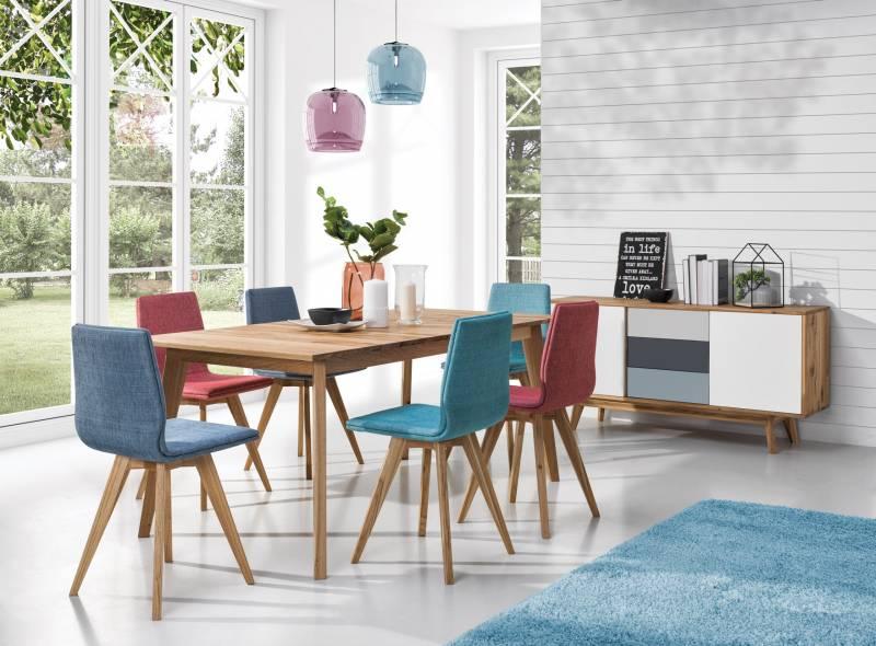 salle manger de style scandinave stilo. Black Bedroom Furniture Sets. Home Design Ideas