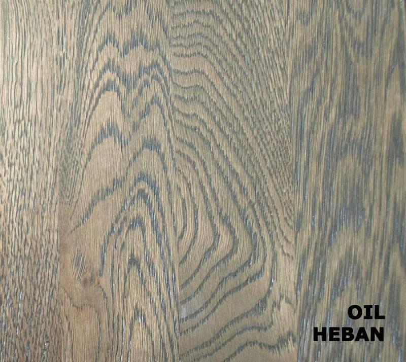 Table basse design en chêne massif SENSO