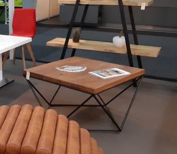 PROMO : Table basse carrée...