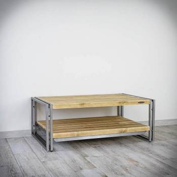 Table basse STEEL WOOD